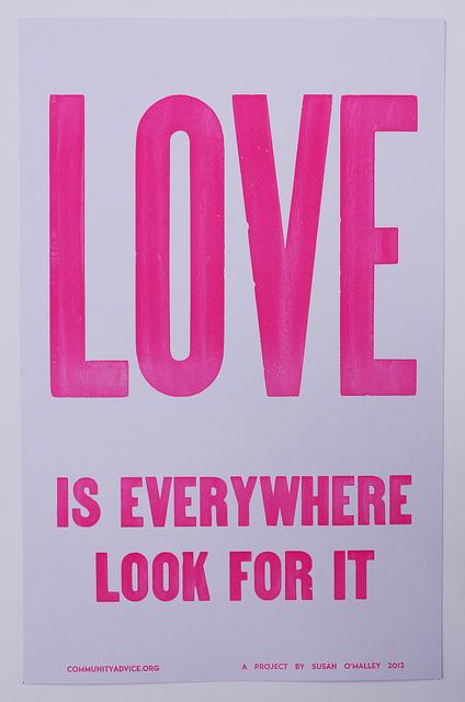 Love Is Everywhere (Beware) Lyrics