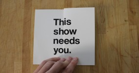 This Show Needs You
